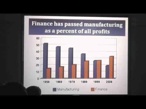 The 1%, The 99%, and The Economy YDS Conference Film 3