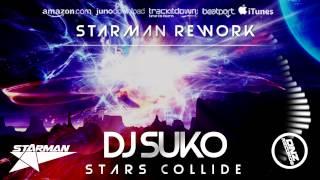 DNZ142 // DJ SUKO - STARS COLLIDE STARMAN REWORK (Official Video DNZ RECORDS)