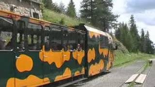 Schneebergbahn 26 7 2009