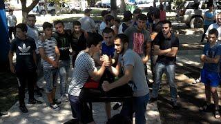 Akhmetian ArmWrestlers