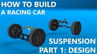 Suspension Part 1: Design