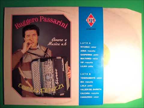Laila (Polka) - Ruggero Passarini - Anno 1984