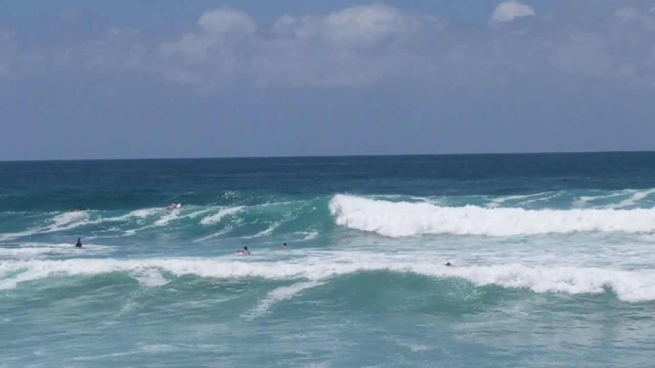 Surfing. Cabarita Beach, NSW, Australia - YouTube