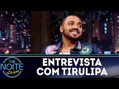Entrevista com Tirullipa | The Noite (04/04/18)