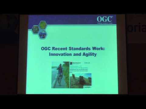 2012/10/07 1st - Introduction to Geospatial Standards