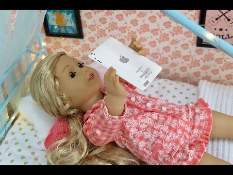 American Girl Morning Routine