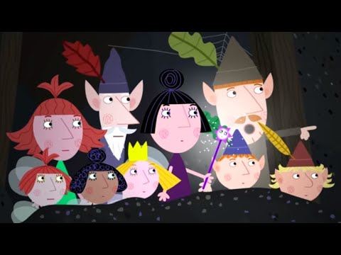 Ben and Holly's Little Kingdom   Best of Rescues! (60 MIN)   Kids Cartoon Shows