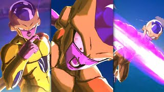 Golden Frieza SUPER ATTACK! | Dragon Ball Legends