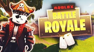 Fortnite in roblox!? Is this win?