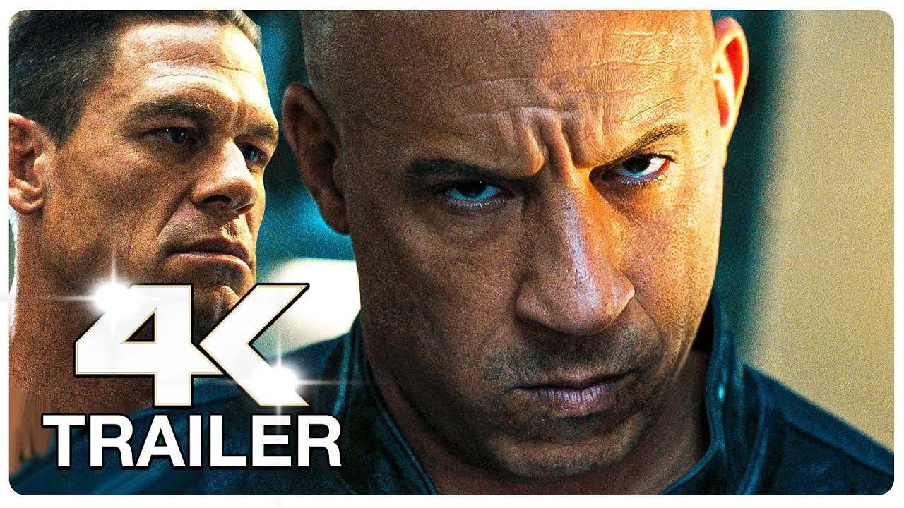 Fast And Furious 9 Trailer 4k Ultra Hd New 2021 Youtube