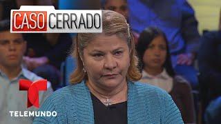 Madre A Los 16 Años😱👫😩 | Caso Cerrado | Telemundo