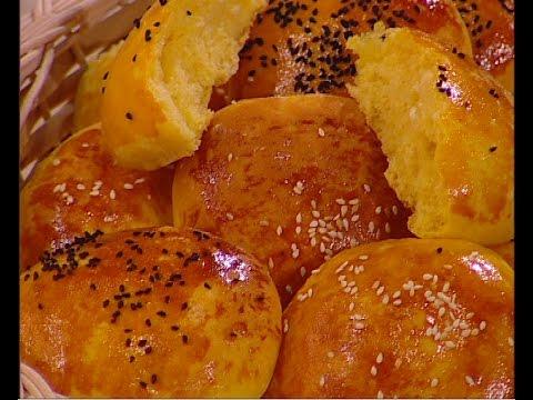 طريقة عمل خبز البطاطا على طريقة الشيف #هاله_فهمي من برنامج #البلدى_يوكل #فوود