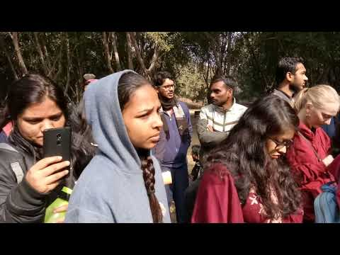 JNU Students Marched against Compulsory Attendenc and Staged Natak and Songs Part # 2