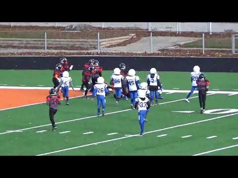 2017 HARVEY COLTS MIGHTY MITES VS LAPORTE SLICERS FIRST HALF