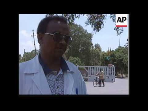 ERITREA: ATTACK LAUNCHED ON BIGGEST ETHIOPIAN BORDER POST
