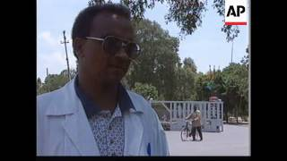 ERITREA: ATTACK LAUNCHED ON BIGGEST ETHIOPIAN BORDER POST