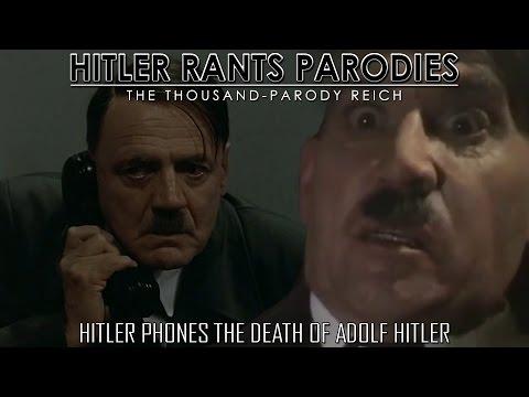 Hitler phones The Death of Adolf Hitler