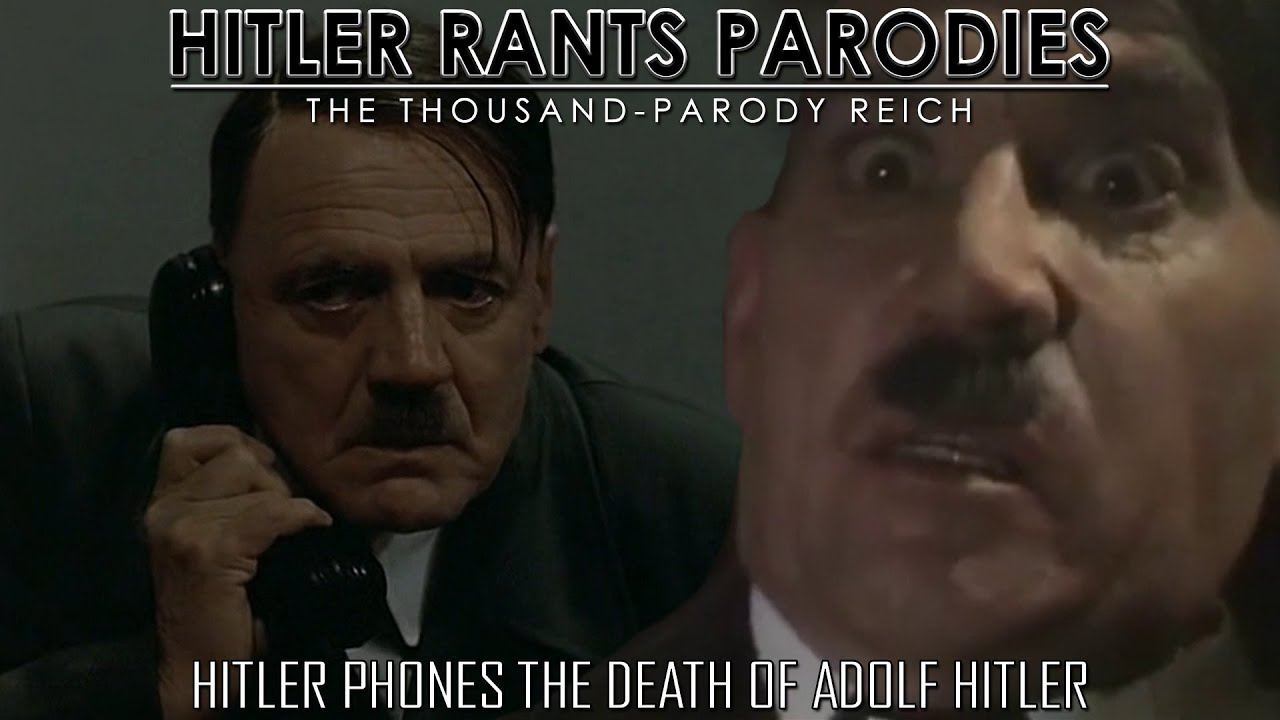 Hitler phones The Death of Adolf Hitler