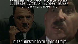 Video Hitler phones The Death of Adolf Hitler download MP3, 3GP, MP4, WEBM, AVI, FLV Desember 2017