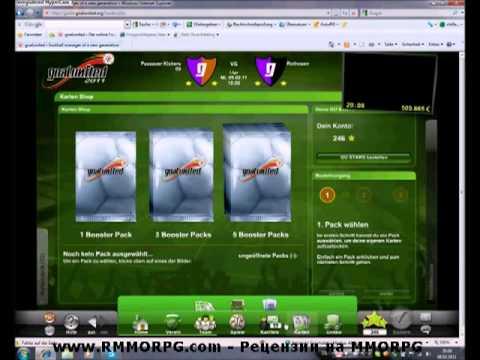 Онлайн игра GoalUnited 2011