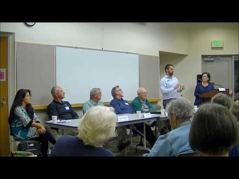Port of Anacortes Candidates Forum - Waterfront Developments
