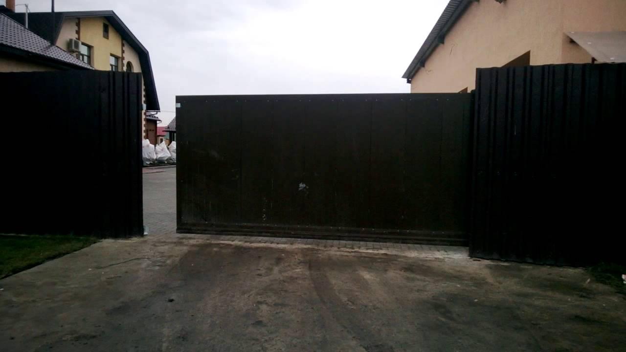 фото ворота дорхан