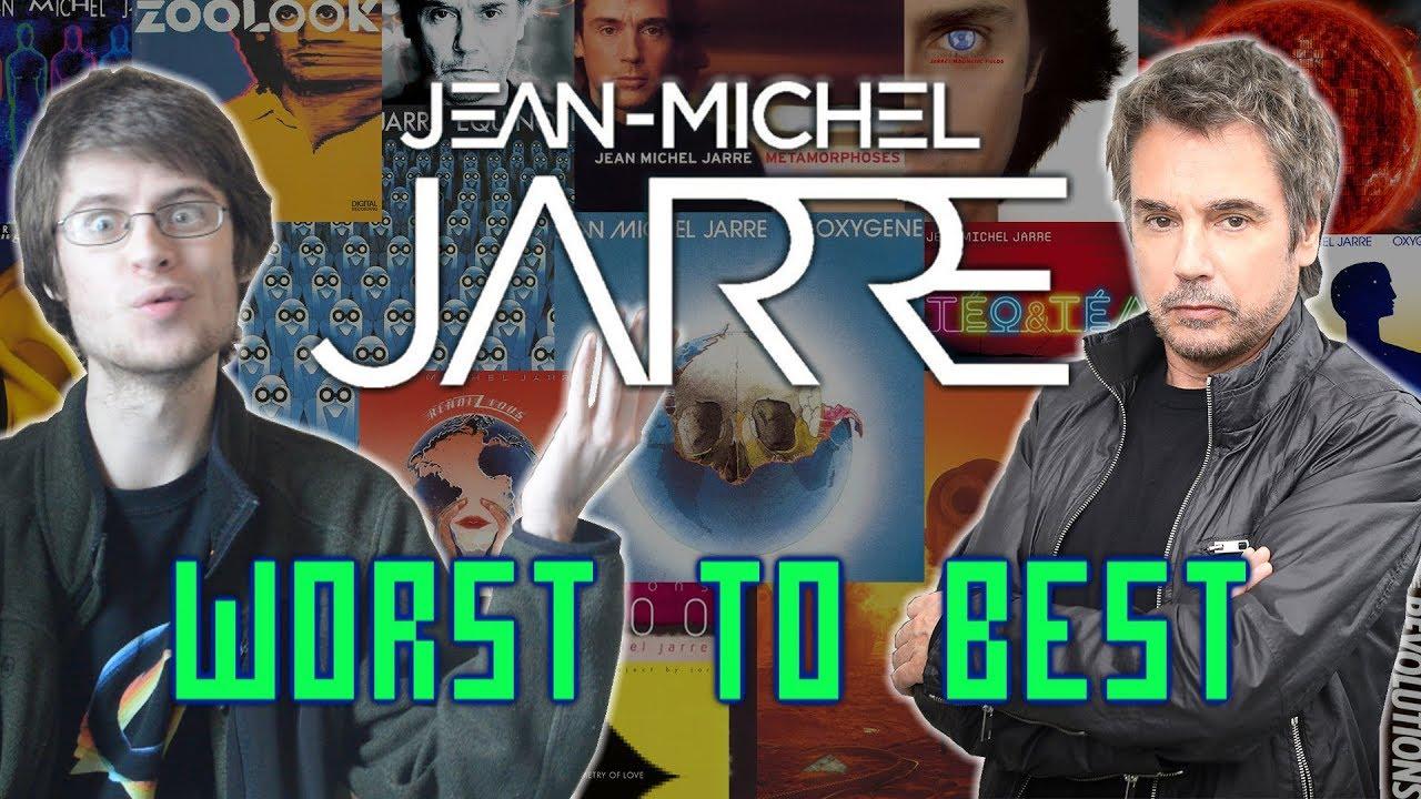 Jean-Michel Jarre: Albums Ranked Worst to Best