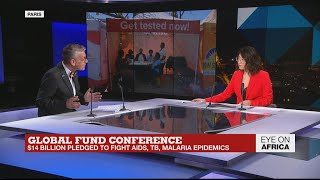 Global Fund Conference: $14 billion pledged to fight AIDS, tuberculosis and malaria YouTube Videos