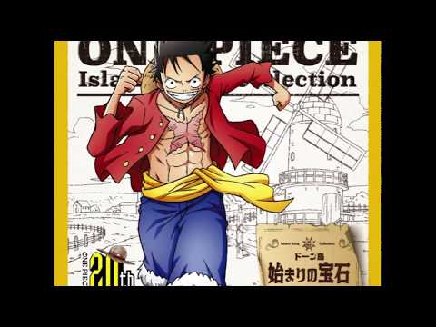 ONE PIECE Island Song Collection Preview