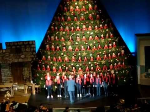 2012 Vancouver Singing Christmas Tree 3