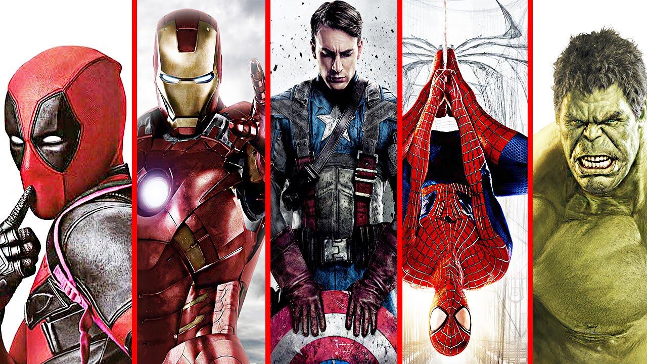 5 Ursprungsgeschichten Von Marvel Superhelden !