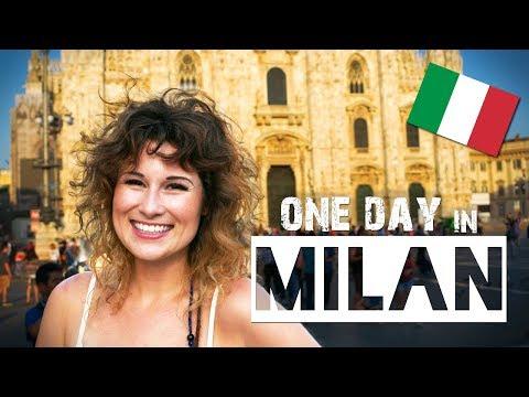 One Day in MILAN | ZuzArt