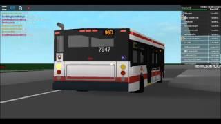 [ROBLOX] TTC Run: Orion VII #7947 OG Depart @ Wilson