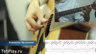 Уроки гитары: перебор на гитаре (арпеджио)(, 2012-12-11T15:53:41.000Z)