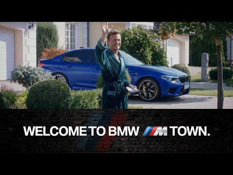 Welcome To BMW M Town – Where TOO MUCH Is Just Right.