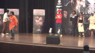 Roadies audition Hyd -3 (Funny South indian Dance)