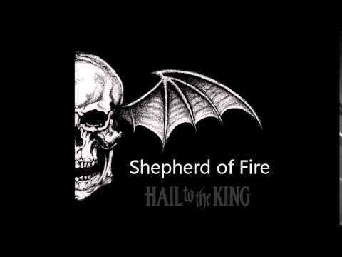 Avenged Sevenfold - Shepherd of Fire (Instrumental)