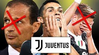 RIVOLUZIONE! Ecco COME SARA' la JUVENTUS nel 2020! Ronaldo,Allegri,Dybala...