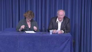 Philip Pullman answers questions from Open University students (6/6)