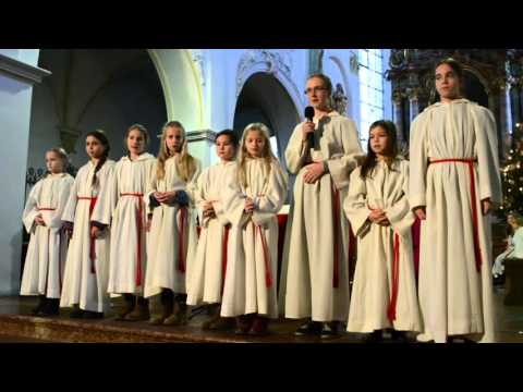 2015 Weihnachten Heiligabend Krippenspiel Isen St. Zeno