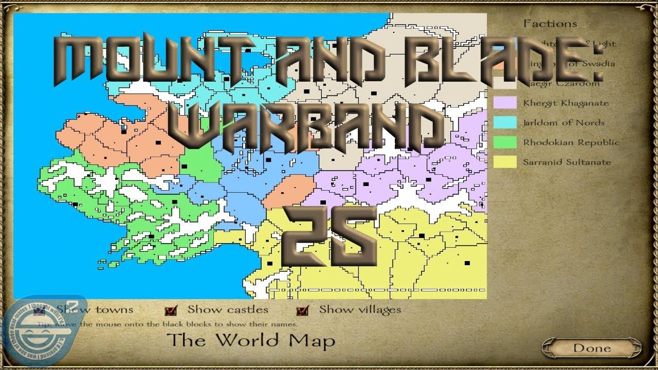 Mount blade warband hd walkthrough part 25 youtube mount blade warband hd walkthrough part 25 gumiabroncs Images