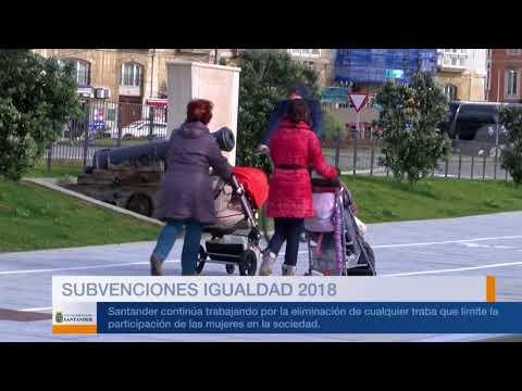 Subvenciones Igualdad 2018 - Ayuntamiento de Santander