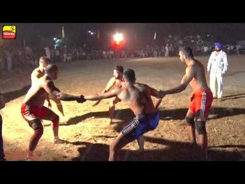 DASUYA (Hoshiarpur)   KABADDI CUP - 2015   FINAL   Full HD   Part 4th.