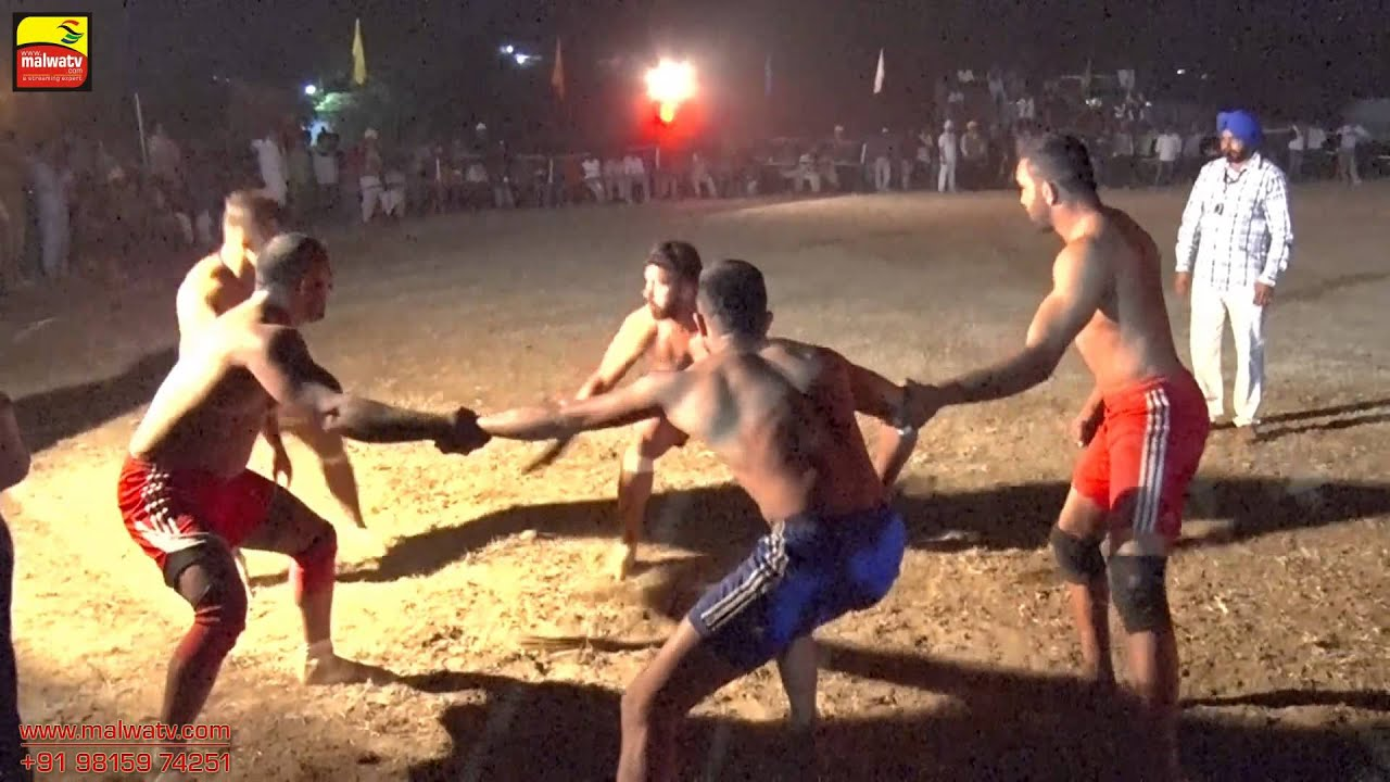 DASUYA (Hoshiarpur) | KABADDI CUP - 2015 | FINAL | Full HD | Part 4th.