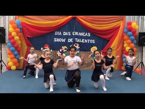 Show de Talentos - Dia das Crianças vespertino 11/10/2017