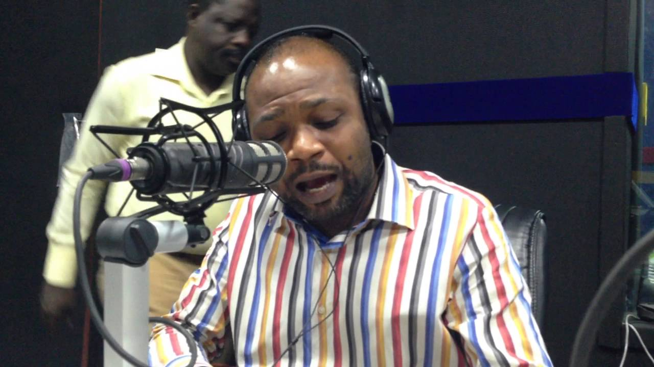 Olanrewaju Olatunbosun of Radio Lagos. (Image Credit: YouTube)
