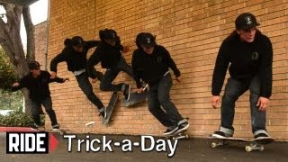 How-To Skateboarding: Backside Wallride With Lee Yankou