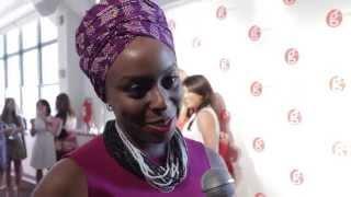 Chimamanda Ngozi Adichie 2015 Girls Write Now Interview