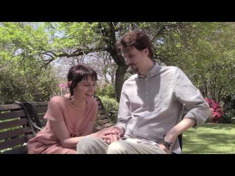 Verloofde paartjie Tinarie Van Wyk Loots & Erik Holm oor die liefde