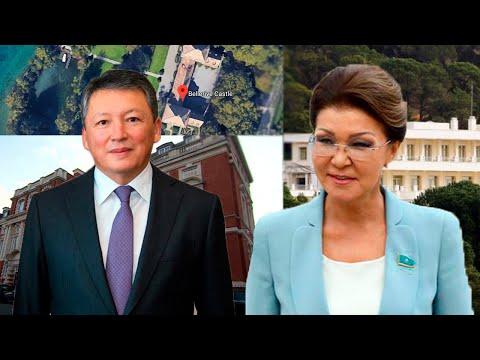 У кого круче дом: у Дариги Назарбаевой или Тимура Кулибаева / БАСЕ